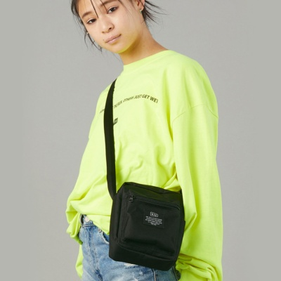 kiu가방 파우치 레인 방수 숄더백 K118