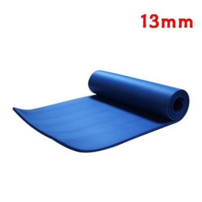 프로스펙스 NBR 요가매트 13mm 블루 끈증정 필라테스