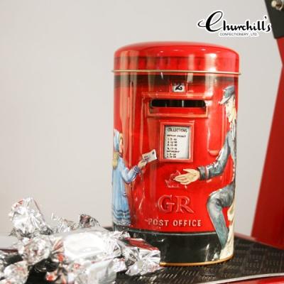 처칠캔디 포스트박스(초콜릿 퍼지)