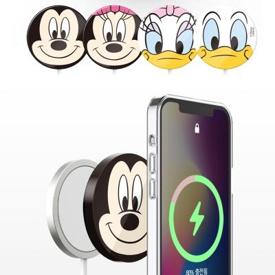 아이폰 맥세이프 충전기 디즈니 빅페이스 하드 케이스