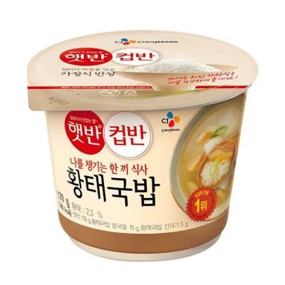 [CJ제일제당] 황태국밥 170gx3개