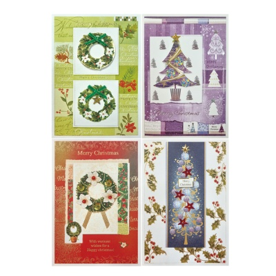 색감 크리스마스 FS101s-1346(4종)