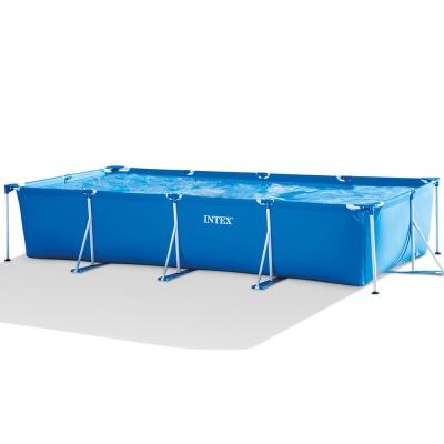 인텍스사각 프레임 대형풀장(450cm)/수영장 야외풀장