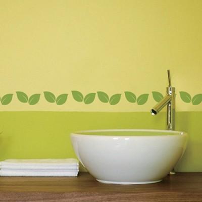 빠띠라인 디자인 스티커 c216_나뭇잎 쏭쏭