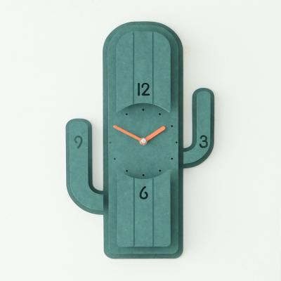 (ktk153)저소음 선인장시계