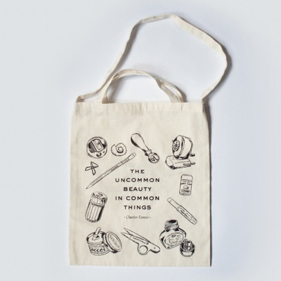 TOTE BAG A01 - STATIONERY 에코백
