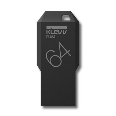 클레브 NEO BLACK USB 메모리 3.0 64GB NEO-64G