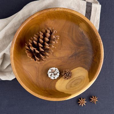 SNEK 우드볼 29.5cm 티크나무