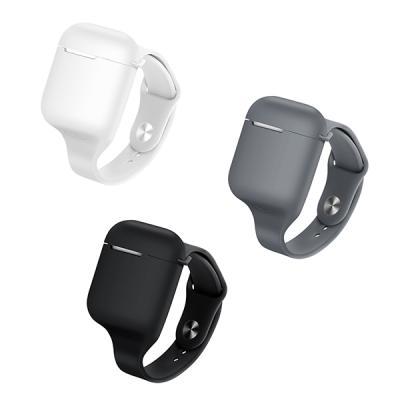 애플 에어팟 실리콘 손목 밴드 케이스