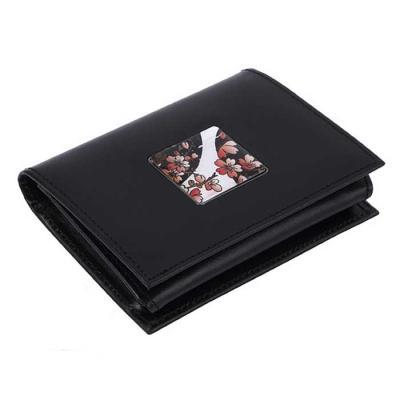 Modern 뉴매화문 자개 소가죽 명함지갑 USB 8GB포함