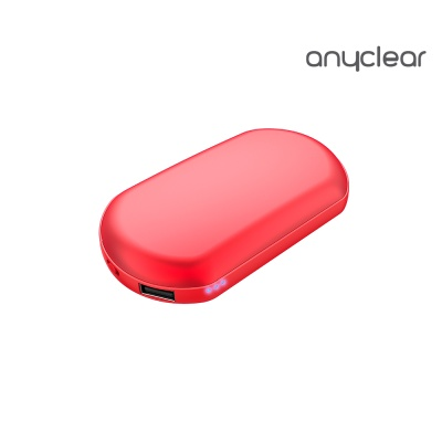 애니클리어 USB 손난로 보조배터리 7500mAh HOT7