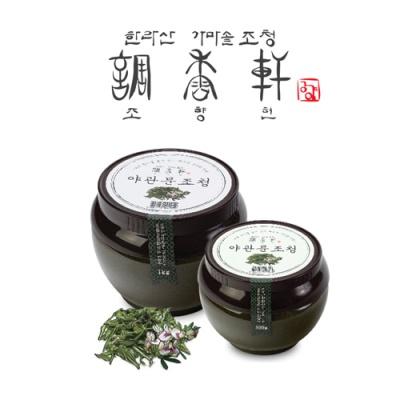 [조향헌] 청정제주 전통방식 야관문 조청 500g