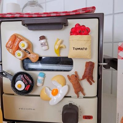 브런치 미니어처 마그넷 냉장고자석 시리즈2