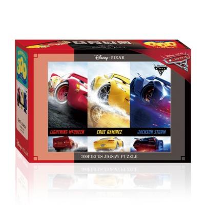 카3, 폭풍의 레이스 직소퍼즐 300피스 D-A03-008