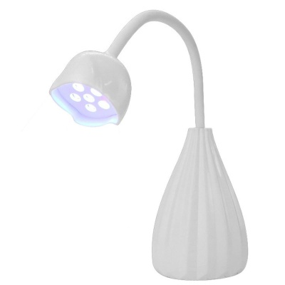네일샵 셀프네일 인테리어 젤네일 플라워 led 램프