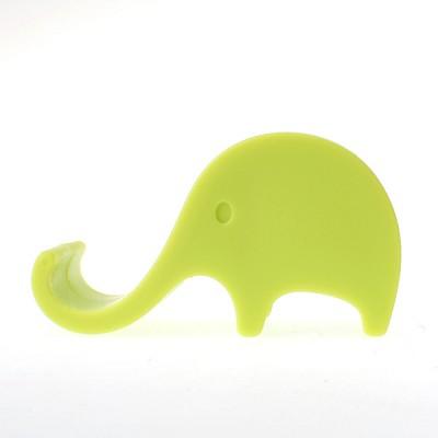 [펑키랜드]코끼리폰홀더-라임그린