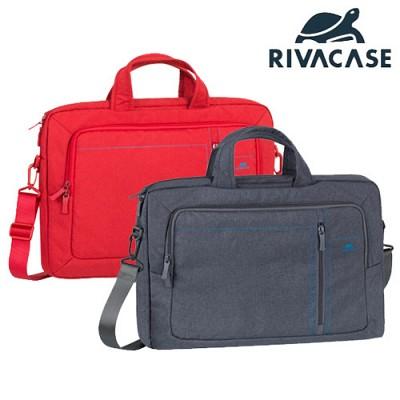 15.6형 노트북 가방 RIVACASE 7530 (노트북 수납부 패딩 처리 / 태블릿PC & 액세서리 등 수납)