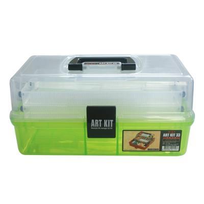 다용도보관함 AK-33 그린 (ARTKIT) (개) 301132