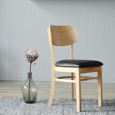[이노센트플러스] 리브  로데즈 원목 의자(1+1)