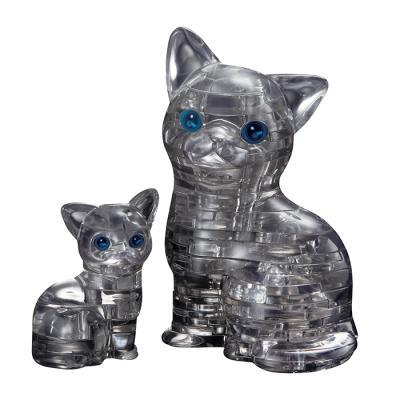 49피스 크리스탈퍼즐 - 검은 고양이