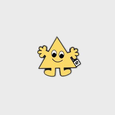Eyes triangle(뱃지)