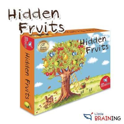 리틀브레이닝 히든 후르츠 (Hidden Fruits)