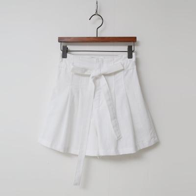 Cotton Ribbon Shorts