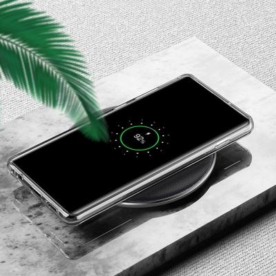 갤럭시 S10 플러스 투명 강화유리케이스 GB
