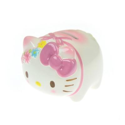 (일본직수입) 헬로키티 돼지저금통