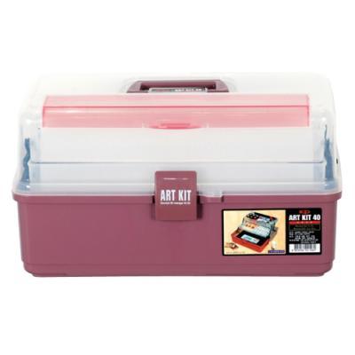 다용도보관함 AK-40 핑크 (ARTKIT) (개) 272244