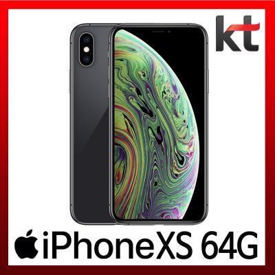 [KT선택약정/기기변경] 아이폰XS 64G [제휴혜택]