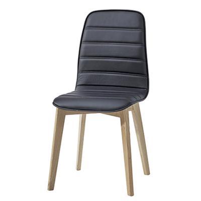 DD048 인테리어의자 디자인체어 PU 원목의자