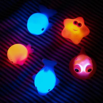 LED 물고기친구들 (돌고래) 목욕놀이 물놀이 장난감