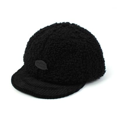 Fleece BKMT Black Bike Cap