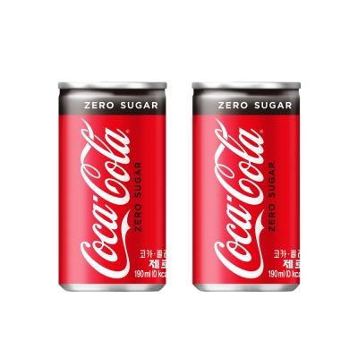 코카콜라 제로 190ml 30캔