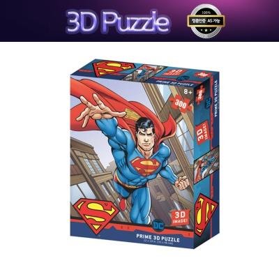 3D 입체퍼즐 슈퍼맨 슈퍼맨 300피스 33003