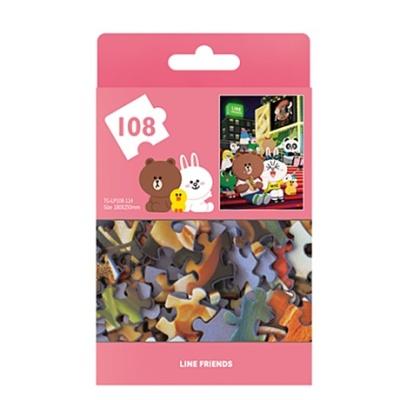 팬시퍼즐 108피스 한밤의 나들이TG-LP108-114