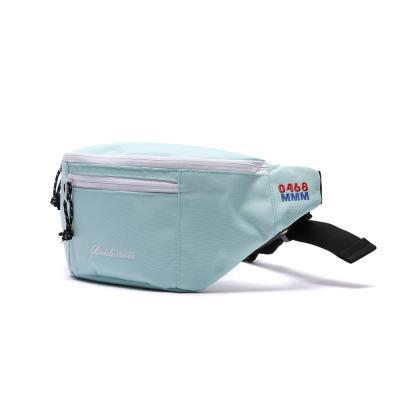 [로아드로아]ROIDESROIS - BOOM WAIST BAG (SKYBLUE) 가방 웨이스트백 힙색
