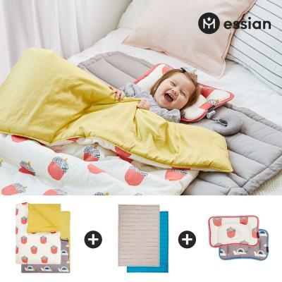 사계절 아기 침구 3종세트 (디자인선택)