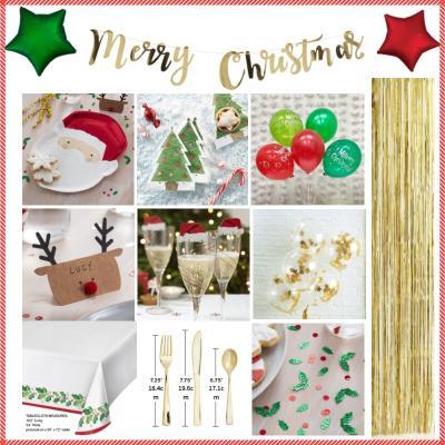 [빛나파티]산타 올인원 파티패키지 Santa all Package