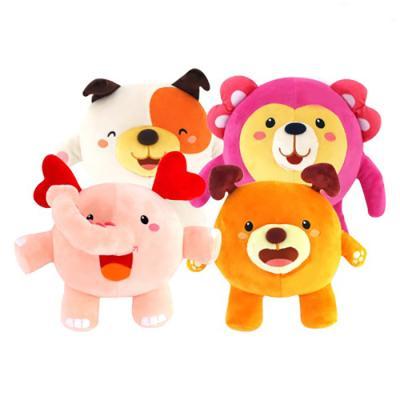 정품 애코와 친구들 봉제인형 25cm