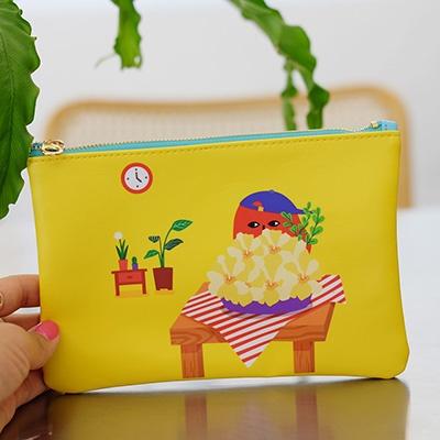 [에브리몬스터] Daily pouch - 데일리 파우치
