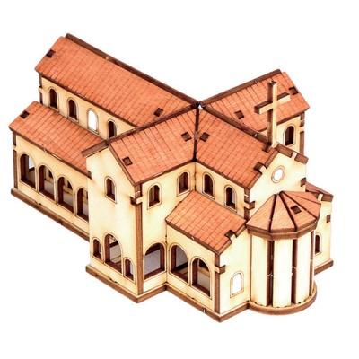 [히스토리하우스] 서양건축시리즈: 라틴크로스