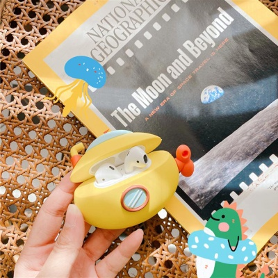 에어팟 1 2 장난감 캐릭터 실리콘 케이스_456 잠수함
