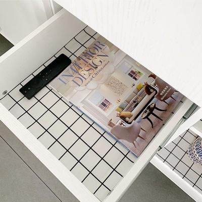 체크 주방 냉장고 방수보호매트 60x200cm