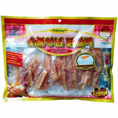 Sunny 숯불양념 고구마 닭갈비 미니 500g (in)