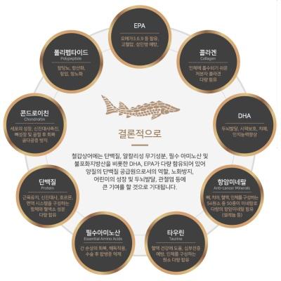 철갑상어추출물 궁 보습제 5p 보습 항균 영양 약산성