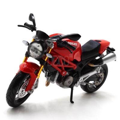 데코앤 1:12 DUCATI 몬스터 696 오토바이 미니카