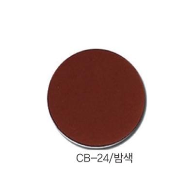 [현진아트] CB단면칼라우드락 5T 6X9 CB-24 밤색 [장/1]  114453