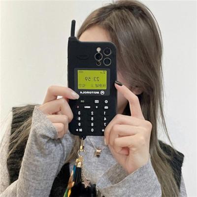 아이폰12 11 pro max xs 8 전화기 폼폼이 키링 케이스